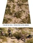 "TM4  13"" x 30"" Dune or Forest Mat  (Sand is not Included)"